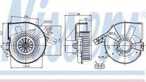 Ventilator, habitaclu VW POLO (6R, 6C) (2009 - 201...
