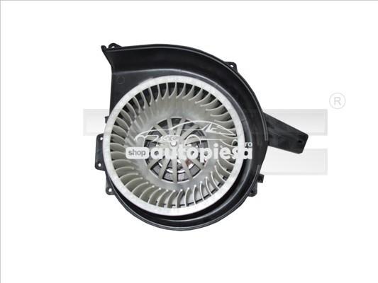 Ventilator, habitaclu VW POLO (9N) (2001 - 2012) TYC 532-0002 produs NOU