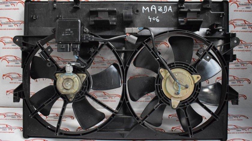 Ventilator racire Mazda MPV 2.0 TDI 2004 406