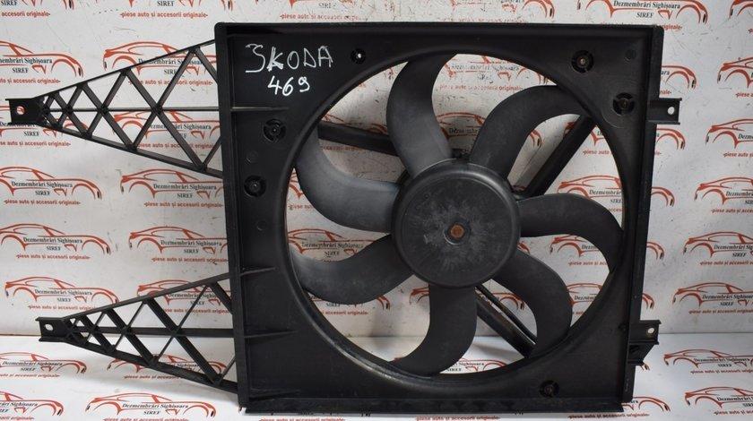 Ventilator racire Skoda Roomster 2009 469