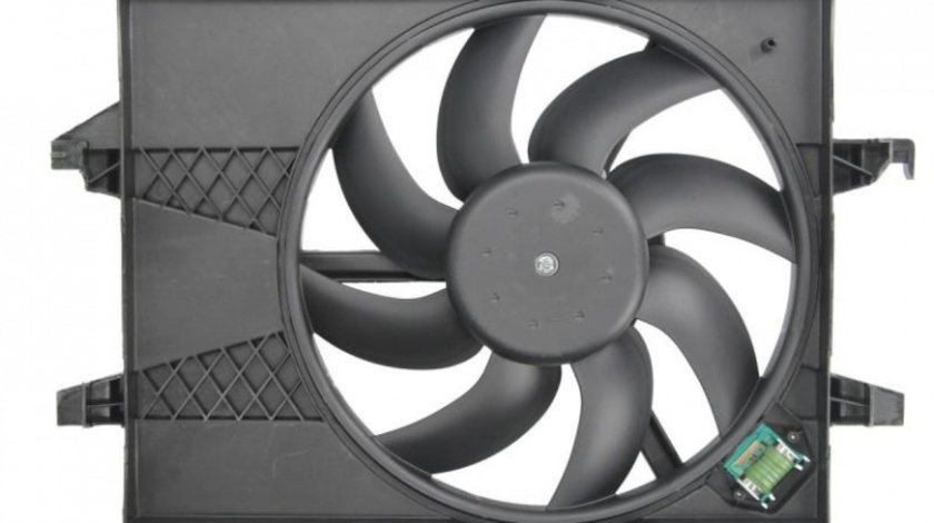 Ventilator radiator apa Ford Fiesta 5 (2001->) [JH_, JD_,MK6] #4 05051416