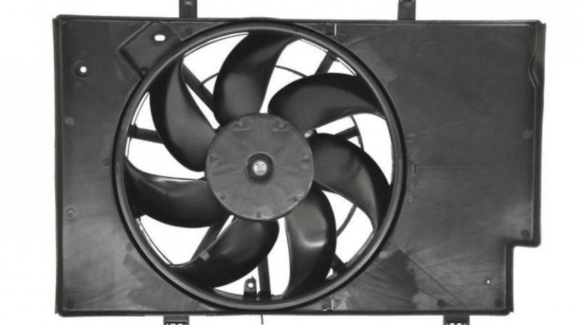 Ventilator radiator apa Ford Fiesta 6 (2008->) [MK7] #4 05052035