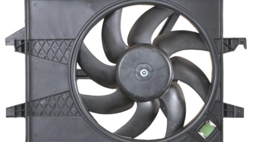 Ventilator radiator apa Ford Fusion (2002-2012) [JU_] #3 0501416