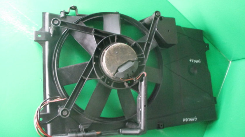 VENTILATOR RADIATOR APA / RACIRE VW SHARAN 1.9 TDI FAB. 1996 - 2000 ⭐⭐⭐⭐⭐