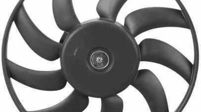 Ventilator radiator AUDI A4 Allroad 8KH B8 NRF 47424