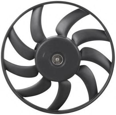 Ventilator, radiator AUDI A4 Avant (8K5, B8) (2007 - 2015) NRF 47424 produs NOU