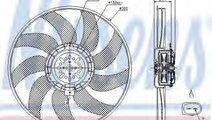 Ventilator, radiator AUDI A5 Sportback (8TA) (2009...