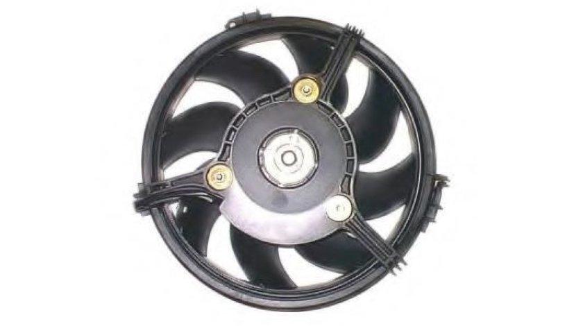 Ventilator, radiator AUDI A6 (4B2, C5) (1997 - 2005) NRF 47207 produs NOU