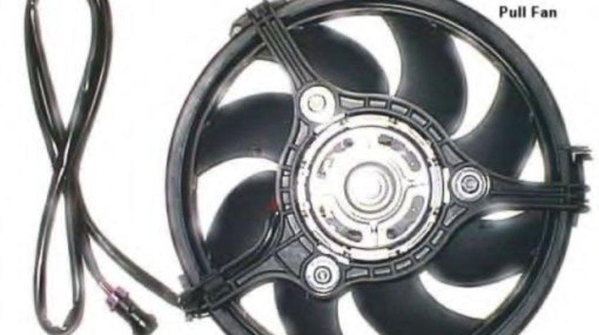 Ventilator, radiator AUDI A6 Avant (4B5, C5) (1997 - 2005) NRF 47384 produs NOU