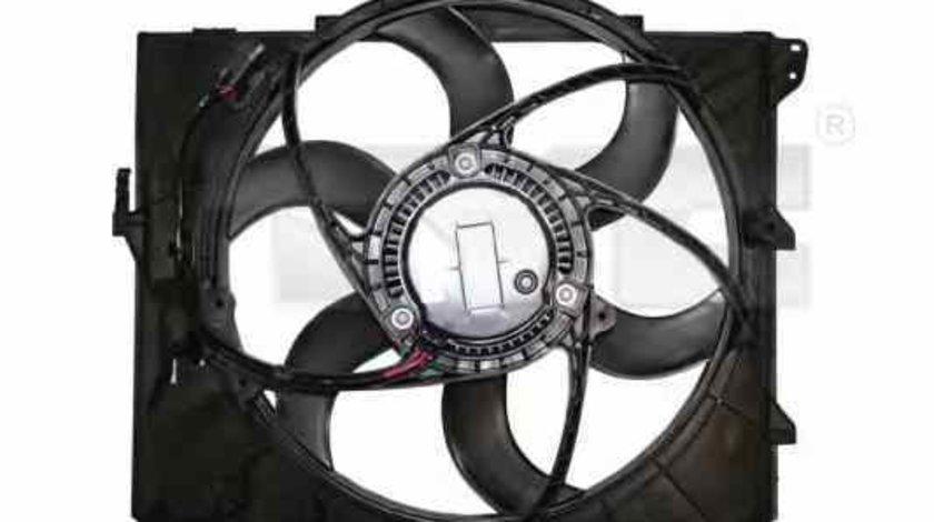 Ventilator, radiator BMW 3 Cabriolet (E93) TYC 803-0012