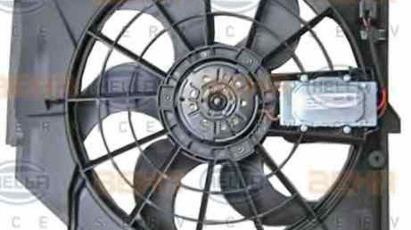 Ventilator radiator BMW 3 Touring E46 HELLA 8EW 351 038-391