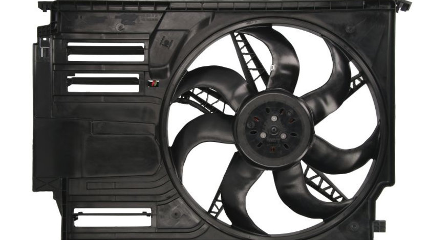 Ventilator radiator BMW Seria 2 (F45), 2 GRAN TOURER (F46), X1 (F48); MINI (F55), (F56), (F57), CLUBMAN (F54), COUNTRYMAN (F60) 1.2-2.0 d dupa 2013