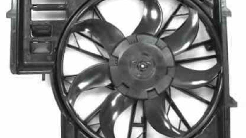 Ventilator radiator BMW X5 E53 NRF 47478