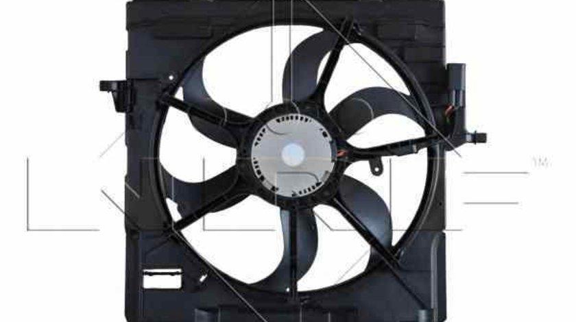 Ventilator radiator BMW X5 E70 NRF 47587