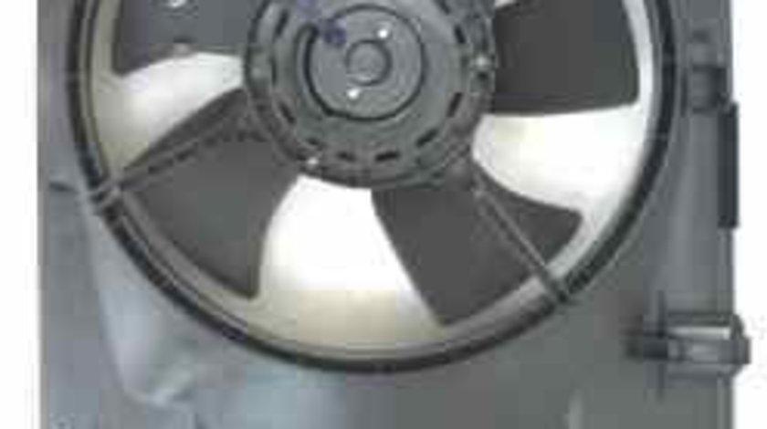 Ventilator radiator CHEVROLET AVEO hatchback T250 T255 NRF 47537