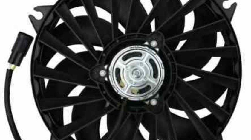 Ventilator radiator CITROËN C5 I DC NRF 47223
