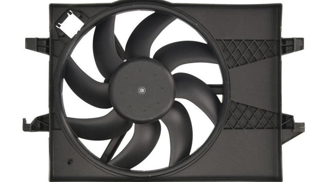 Ventilator radiator (cu carcasa) FORD FIESTA V, FUSION; MAZDA 2 1.25-1.6 intre 2001-2012