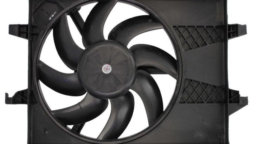 Ventilator radiator (cu carcasa) FORD FIESTA V, FOCUS II, FUSION 1.4D/2.0 d intre 2001-2012