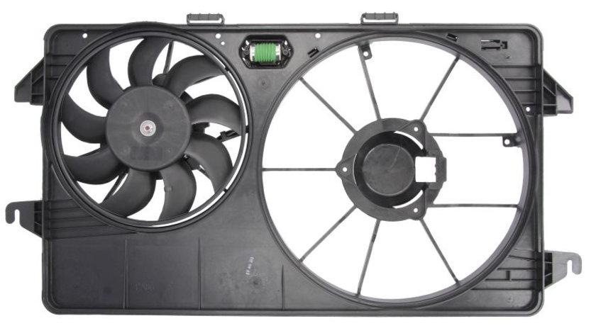 Ventilator radiator (cu carcasa) FORD TOURNEO CONNECT, TRANSIT CONNECT 1.8D intre 2002-2013