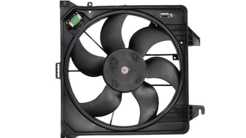 Ventilator radiator (cu carcasa) FORD TOURNEO CONNECT, TRANSIT CONNECT 1.8 1.8D intre 2002-2013