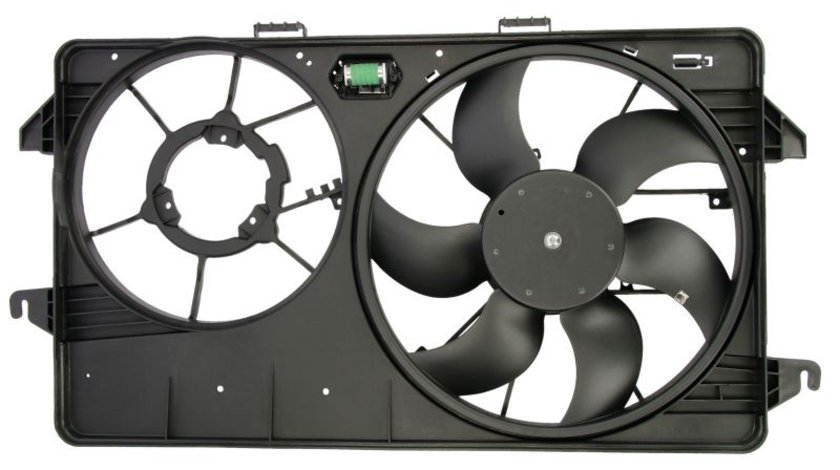 Ventilator radiator (cu carcasa) FORD TOURNEO CONNECT, TRANSIT CONNECT 1.8 intre 2002-2013