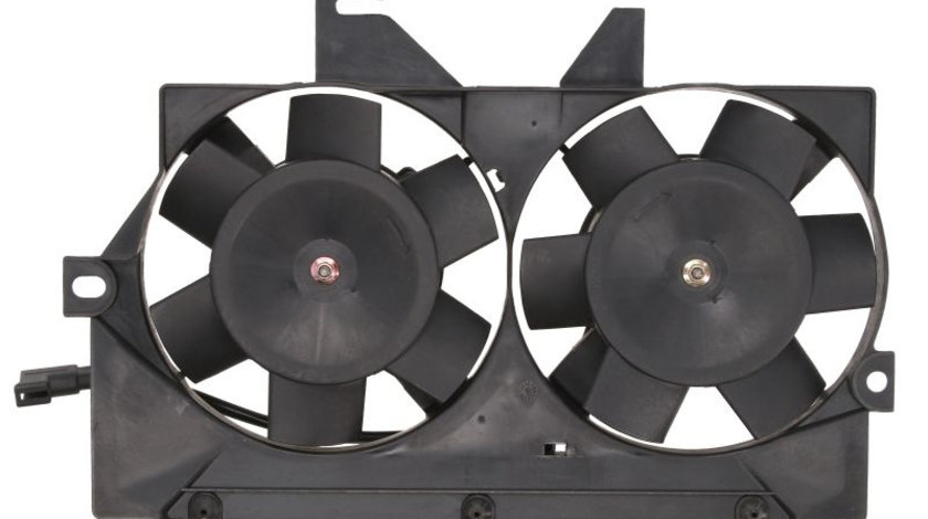 Ventilator radiator (cu carcasa) FORD TRANSIT, TRANSIT TOURNEO 2.0-2.5D intre 1994-2006