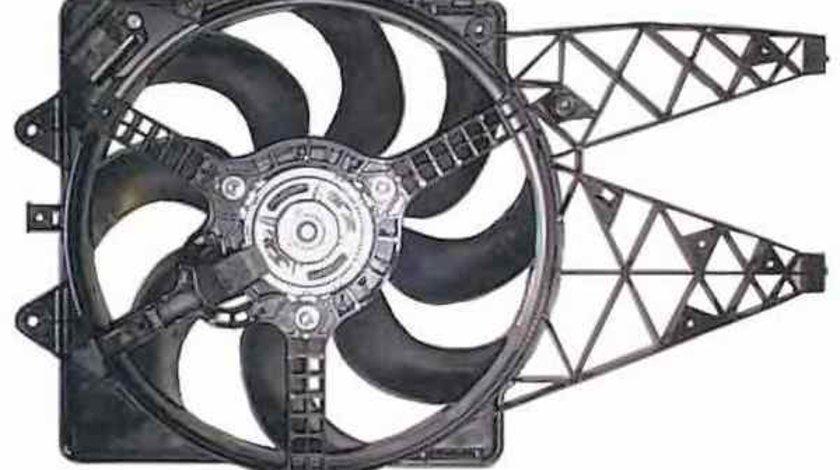 Ventilator radiator FIAT PUNTO 199 NRF 47237