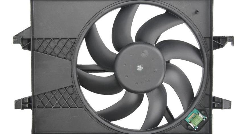 Ventilator radiator FORD FIESTA V, FUSION 1.4D intre 2001-2012