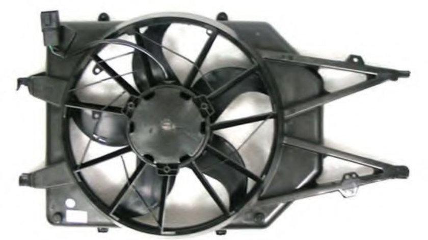 Ventilator, radiator FORD FIESTA V (JH, JD) (2001 - 2010) NRF 47475 piesa NOUA