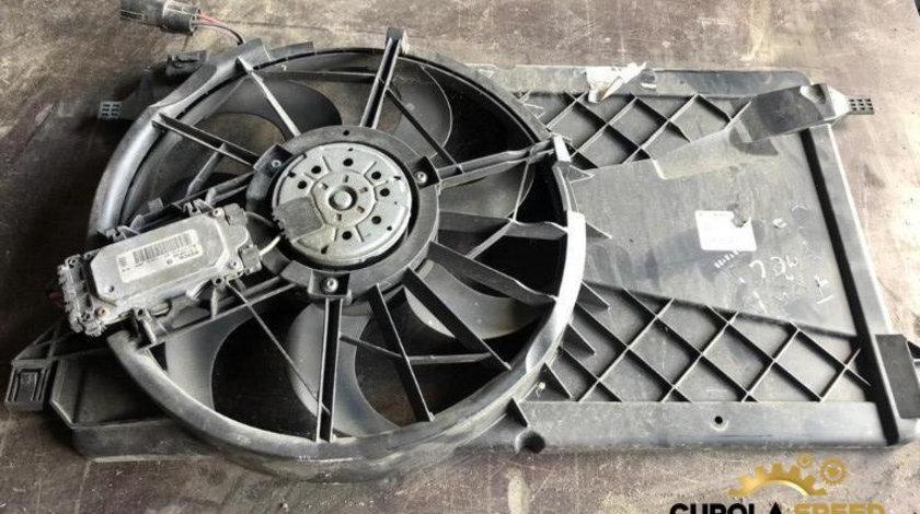 Ventilator radiator Ford Focus 2 (2004-2010) [DA_] 1.6 tdci 3m5h-8c607-rj