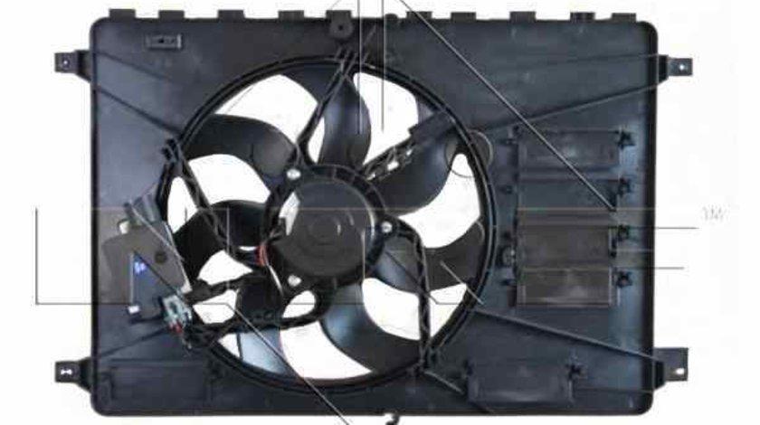 Ventilator radiator FORD S-MAX WA6 NRF 47593