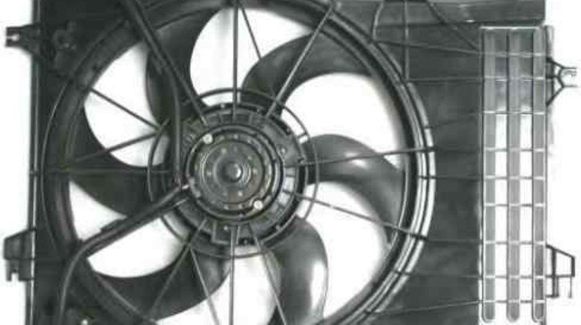 Ventilator, radiator HYUNDAI TUCSON (JM) NRF 47286
