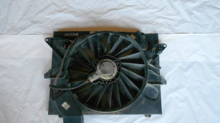VENTILATOR RADIATOR Jaguar S-type