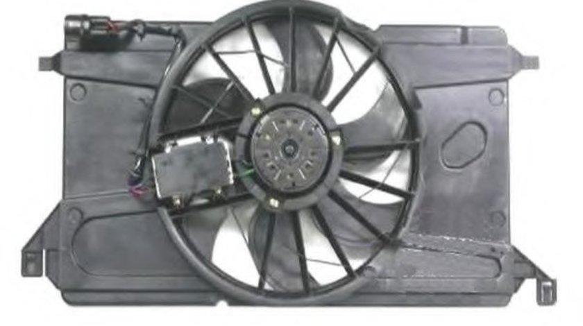 Ventilator, radiator MAZDA 3 (BK) (2003 - 2009) NRF 47266 piesa NOUA