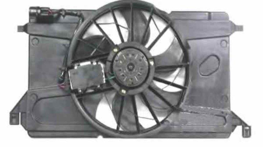 Ventilator radiator MAZDA 3 limuzina BK NRF 47266