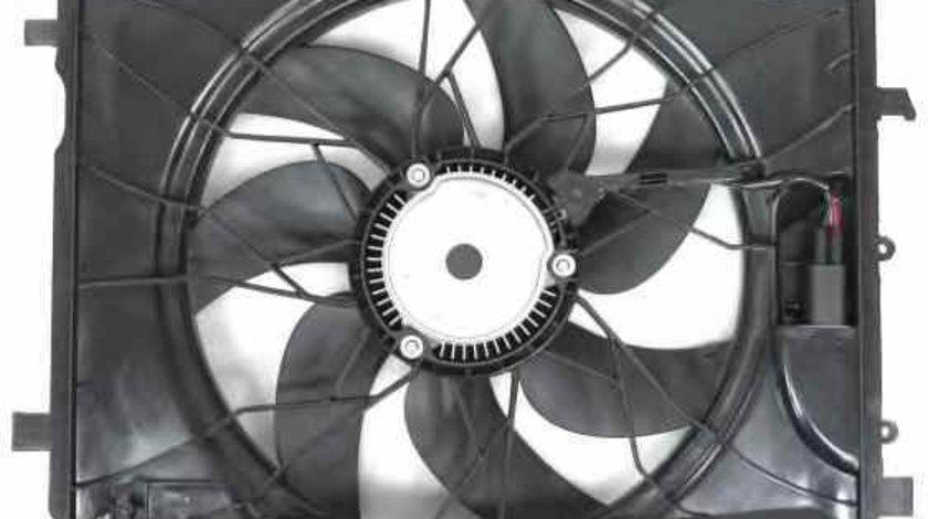 Ventilator radiator MERCEDES-BENZ CLS C218 NRF 47443