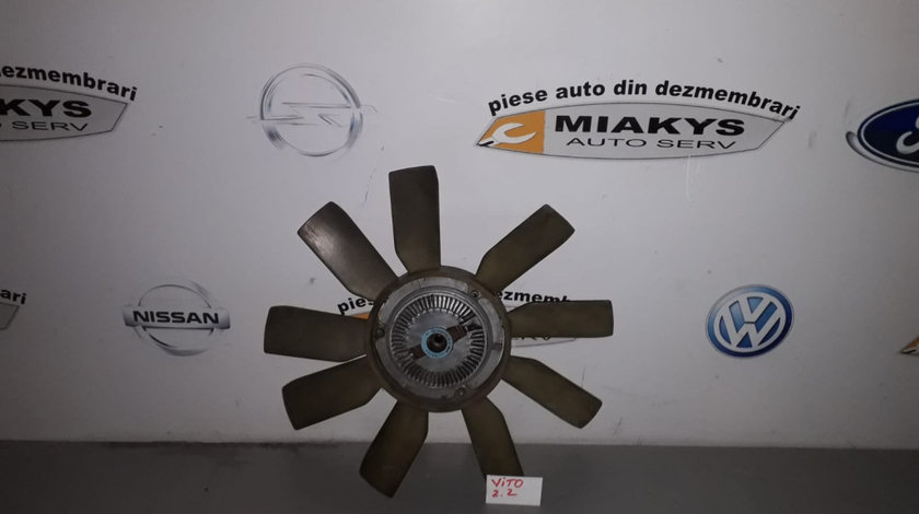 Ventilator radiator Mercedes Vito W639