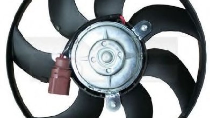 Ventilator, radiator MINI MINI Cabriolet (R57) (2007 - 2016) TYC 837-0030 piesa NOUA