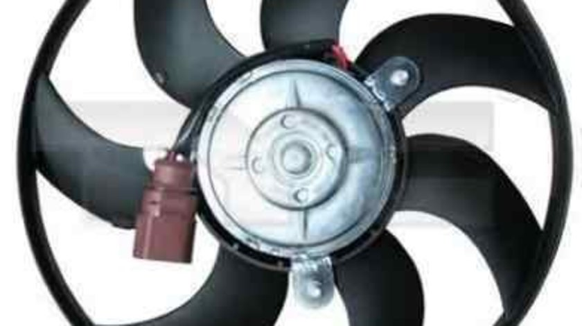 Ventilator, radiator MINI MINI Cabriolet (R57) TYC 837-0030