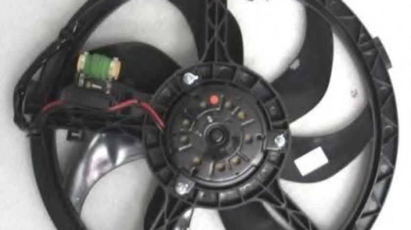 Ventilator, radiator MINI MINI CLUBMAN (R55) (2007 - 2015) NRF 47508 piesa NOUA