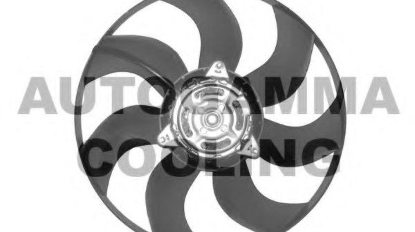 Ventilator, radiator OPEL COMBO Tour (2001 - 2016) AUTOGAMMA GA200851 piesa NOUA