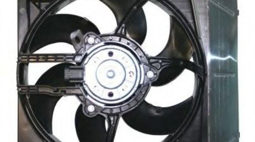 Ventilator, radiator PEUGEOT 207 Limuzina (2007 - 2016) NRF 47336 produs NOU