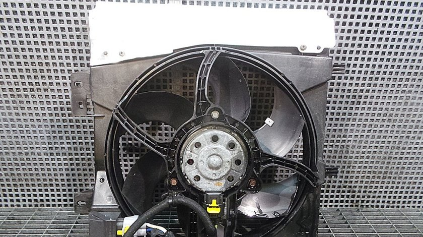 VENTILATOR RADIATOR PEUGEOT 207 Van 1.6 HDi diesel (2007 - 04-2019-01)