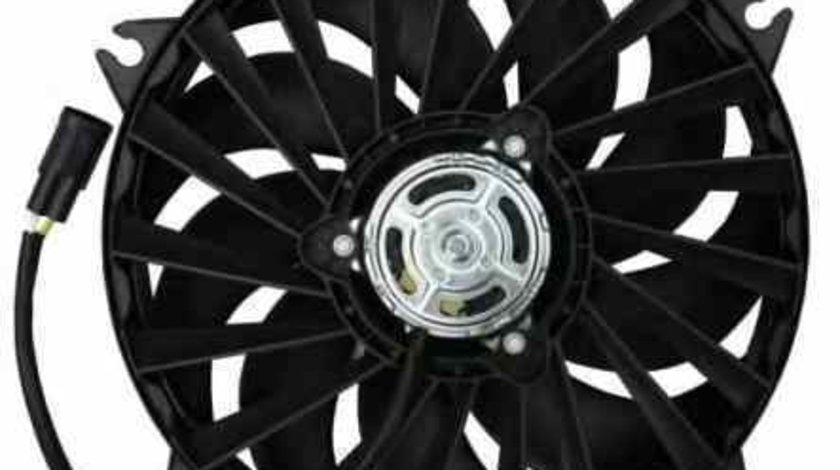 Ventilator radiator PEUGEOT 807 E NRF 47223