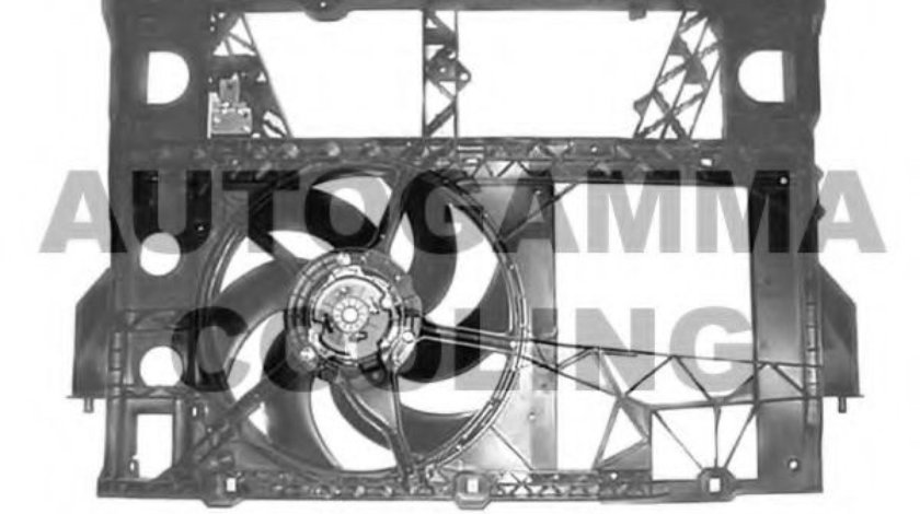Ventilator, radiator RENAULT MASTER II platou / sasiu (ED/HD/UD) (1998 - 2010) AUTOGAMMA GA201246 piesa NOUA