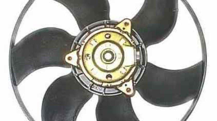 Ventilator radiator RENAULT TRAFIC caroserie TXX NRF 47362