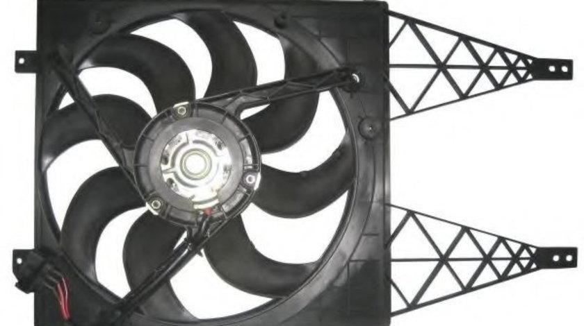 Ventilator, radiator SEAT CORDOBA (6L2) (2002 - 2009) NRF 47411 piesa NOUA