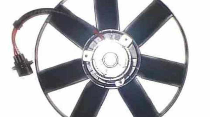 Ventilator radiator SEAT LEON 1M1 NRF 47386