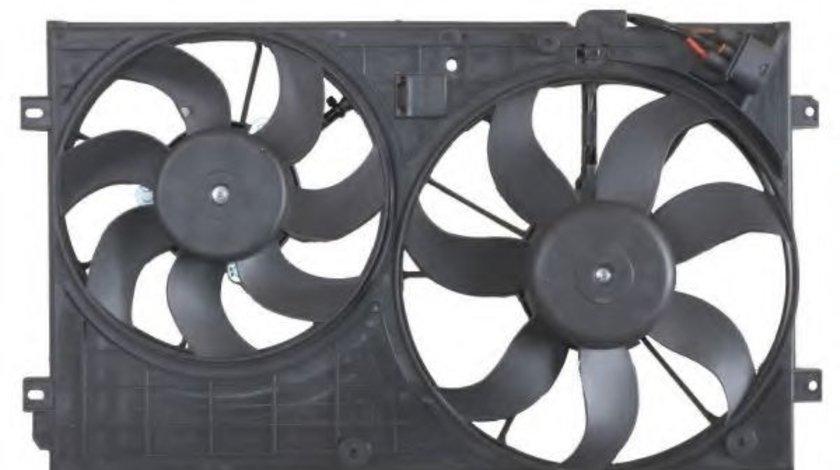 Ventilator, radiator SEAT LEON (1P1) (2005 - 2012) NRF 47394 piesa NOUA