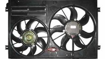 Ventilator radiator SKODA OCTAVIA 1Z3 NRF 47387